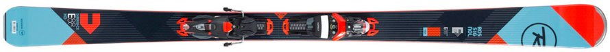 Rossignol HD Experience 88 skis - All-mountain
